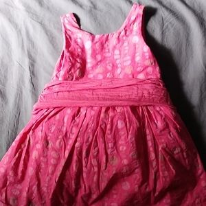 Other - Girls pink summer Luna Luna boutique dress 12-18 m